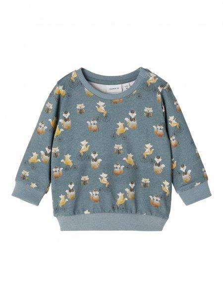 NAME IT Sweatshirt mit Bio-Baumwolle 10627561