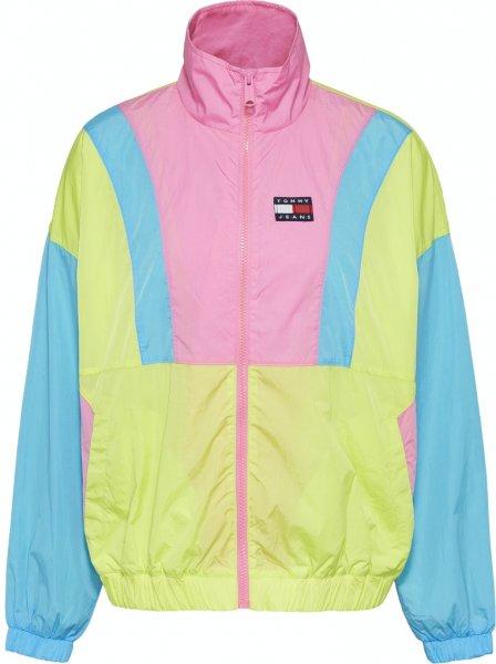 TOMMY JEANS Windjacke mit Color Block 10602602