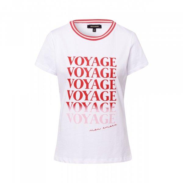 MORE & MORE Wording-Shirt 10621845