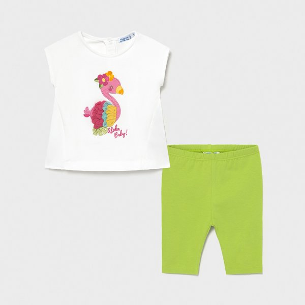 MAYORAL Hose T-Shirt Set 10610526