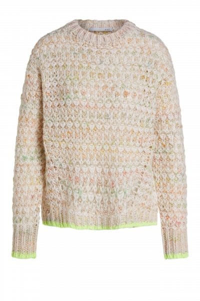 Oui Strickpullover 10602850
