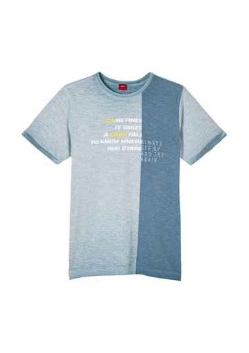 S.OLIVER Jersey-T-Shirt 10625065