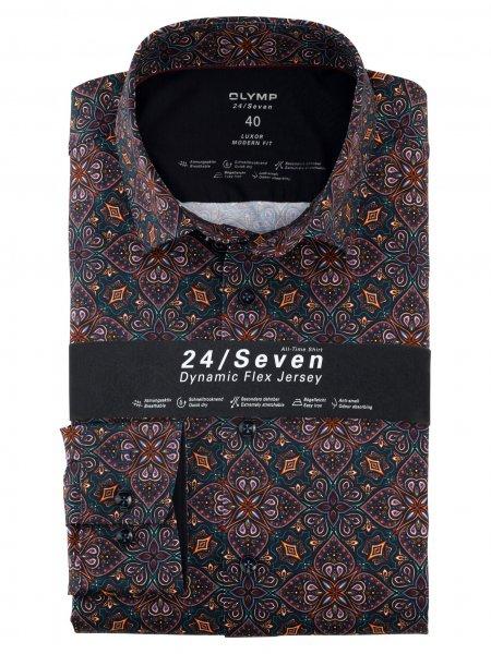 OLYMP 1/1 Jerseyhemd Modern Fit 10630111