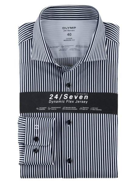 OLYMP 1/1 Jerseyhemd Modern Fit 10630113