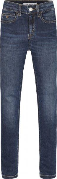 CALVIN KLEIN High Rise Skinny Jeans 10625020