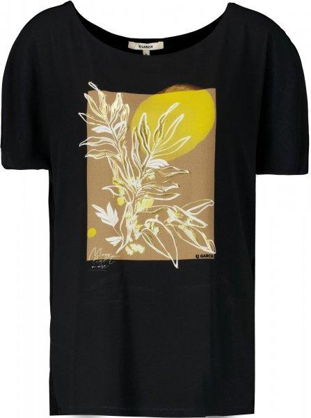 GARCIA T-Shirt mit Fotoprint 10627028