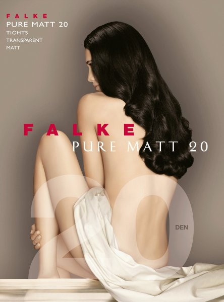FALKE Pure Matt 20 DEN Strumpfhose