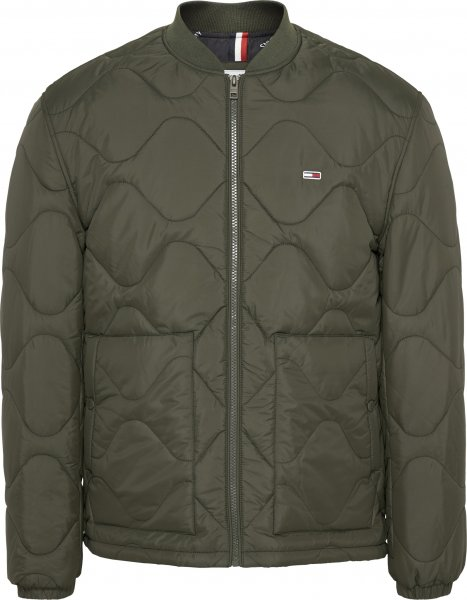 TOMMY JEANS TJM QUILTED BOMBER 10618881