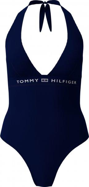 TOMMY HILFIGER Badeanzug aus Stretch-Recycling-Polyester 10601472