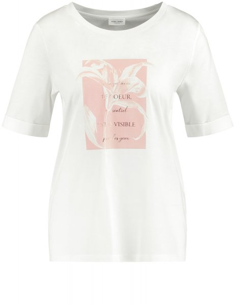 GERRY WEBER COLLECTION 1/2 Arm Shirt aus natürlicher Baumwolle von GERRY WEBER 10633211