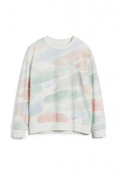 ARMEDANGELS Sweatshirt Mathildaa Color Strokes 10612270