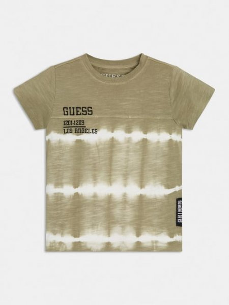 GUESS T-Shirt in Batik Optik 10632025