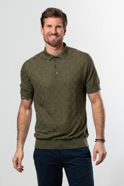 FRANCESCO FABBRI Strick Poloshirt 10550828