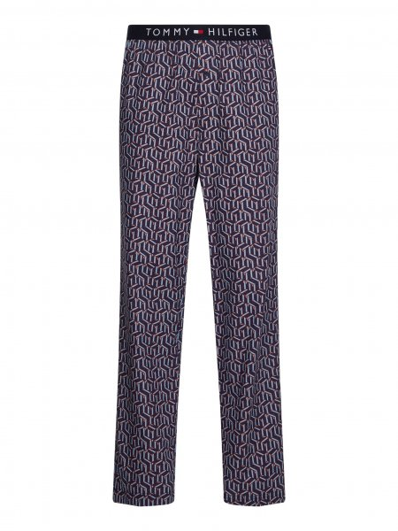 TOMMY HILFIGER WOVEN PANT PRINT 10625566