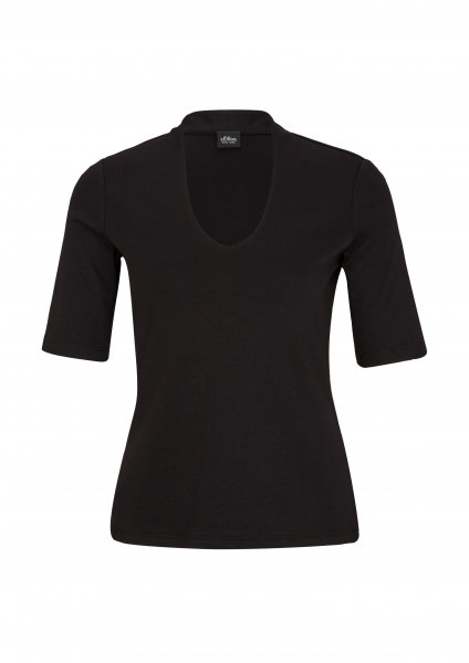 S.OLIVER BLACK LABEL Jerseyshirt 10616273