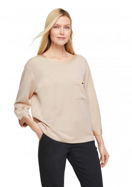 COMMA Scuba-Sweatshirt 10623655
