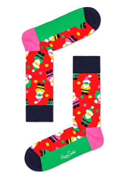 HAPPY SOCKS 3er Pack Weihnachtsstrümpfe 10605283