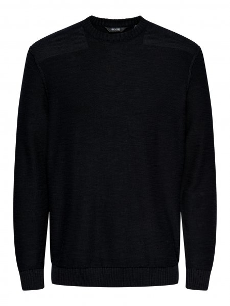 ONLY & SONS Relaxed Strickpullover 10621415