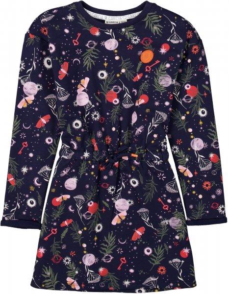 GARCIA Sweatkleid mit Allover Print 10627662