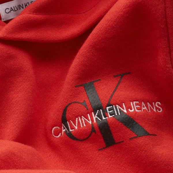 CALVIN KLEIN Unisex Logo-Hoodie aus Bio-Baumwolle 10625011