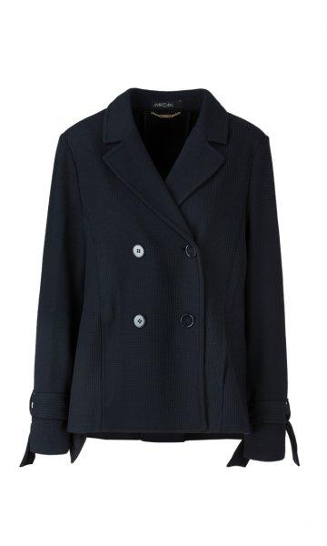 MARC CAIN Jerseyjacke im Caban-Style 10589501
