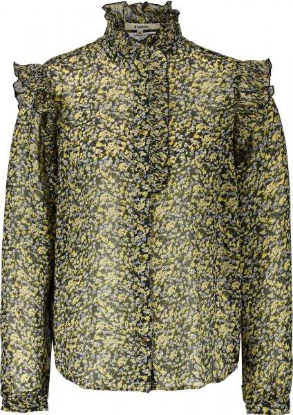 GARCIA Bluse mit Rüschen 10627031