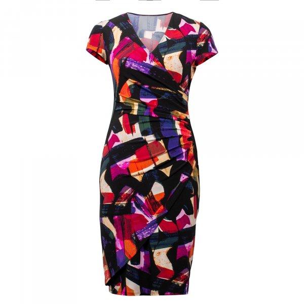 RIBKOFF Kleid Jersey-Qualität 1/2 Arm 10648206
