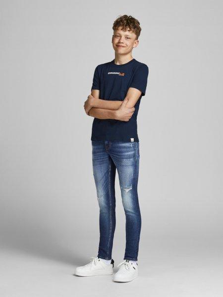 JACK&JONES Liam Original Skinny Fit Jeans 10627265