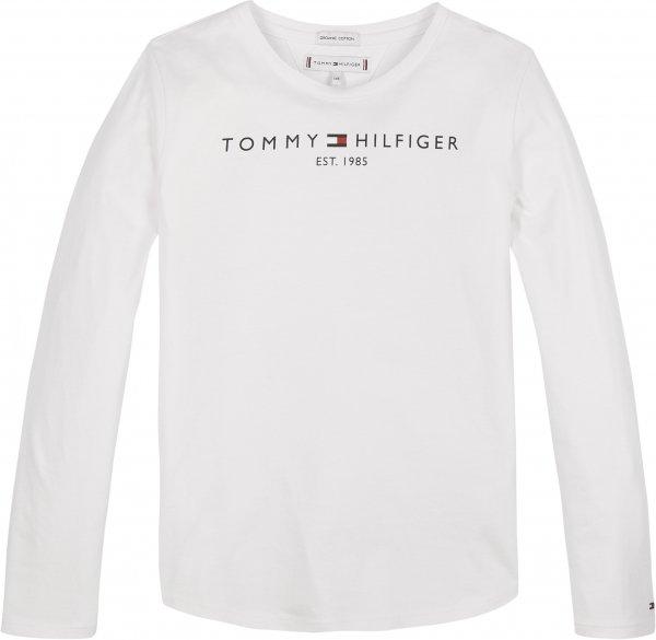 TOMMY HILFIGER Mädchen Essential Langarmshirt 10617514