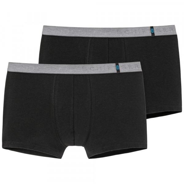 SCHIESSER Shorts 2er-Pack 95/5