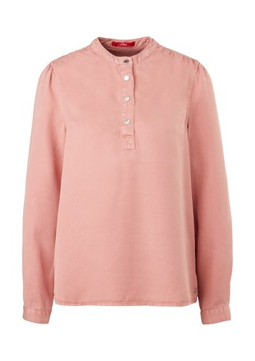 S.OLIVER Twill-Bluse 10622844