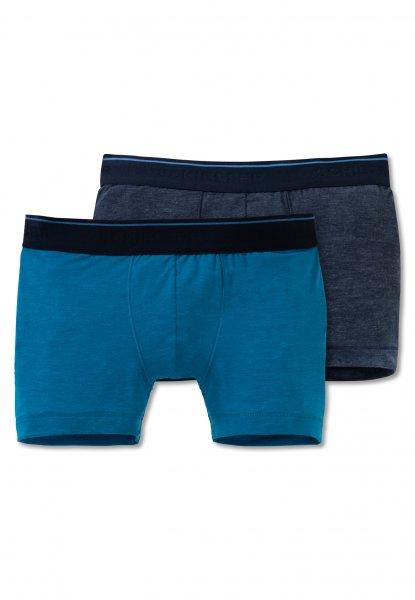 Schiesser 2er Pack Shorts 10573052