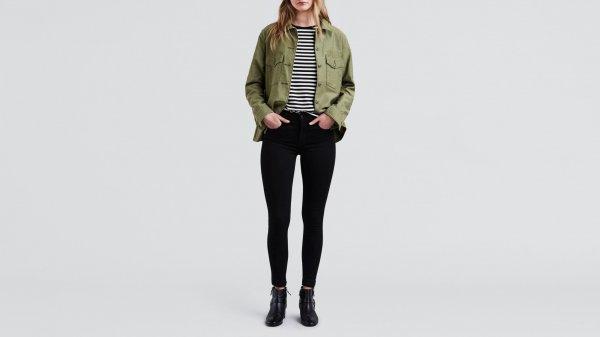 LEVI'S 720 High rise Super Skinny Jeans 10623528
