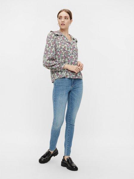 PIECES Slim Fit Jeans 10621795