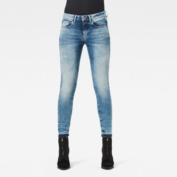 G-STAR 3301 Mid Skinny Jeans 10617853