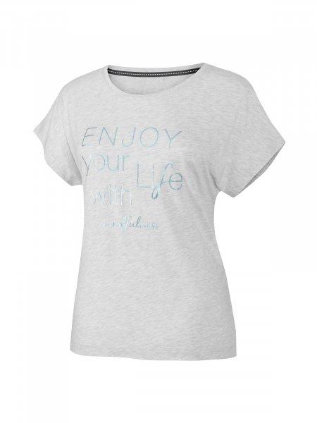 JOY CLEO T-Shirt, Melange 10646047