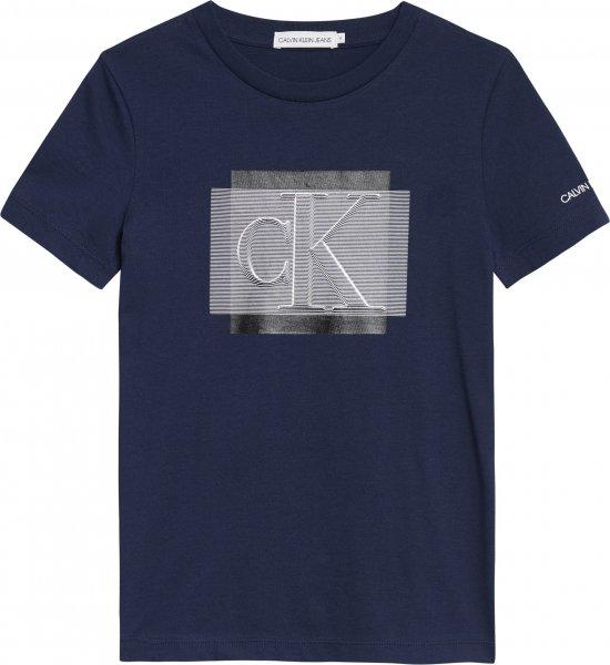 CALVIN KLEIN Logo T-Shirt aus Bio-Baumwolle 10617637
