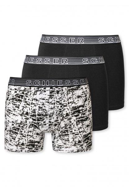SCHIESSER 3er Pack Shorts 10632533