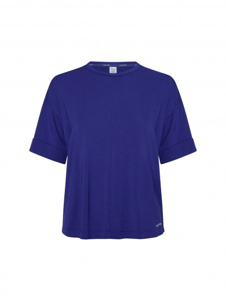 CALVIN KLEIN Pyjama-Shirt SS Curve Neck 10603548