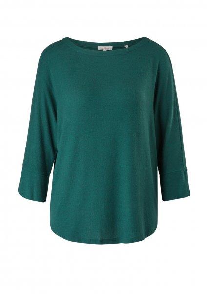S.OLIVER Weiches Shirt mit Fledermausärmel 10645055