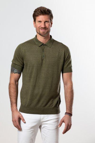 FRANCESCO FABBRI Strick Poloshirt 10550825