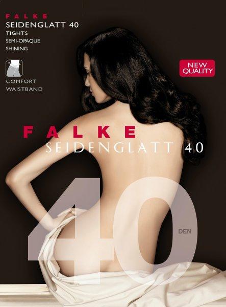 FALKE Seidenglatt 40 DEN Strumpfhose 10526986