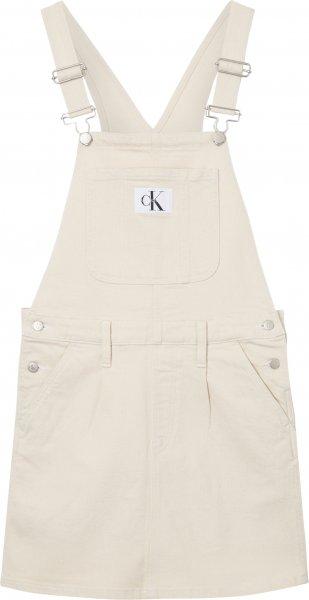 CALVIN KLEIN JEANS DUNGAREE DRESS 10603150