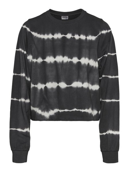 NOISY MAY Noisy May JOAN Bio-Baumwoll Batik Sweatshirt 10611121