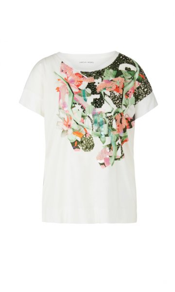 MARC CAIN Reich verziertes Shirt 10606216