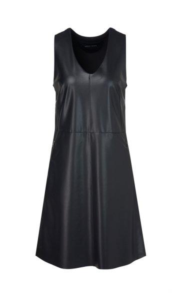 MARC CAIN Kleid aus Fun-Nappa 10589610