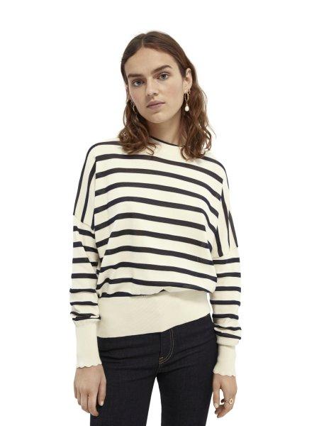 SCOTCH & SODA Strick-Sweatshirt 10619061