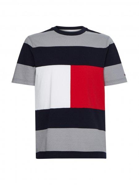 TOMMY HILFIGER Color Block T-Shirt 10619747