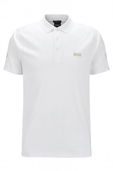 BOSS Paul Gold Poloshirt 1/2 Arm 10604888