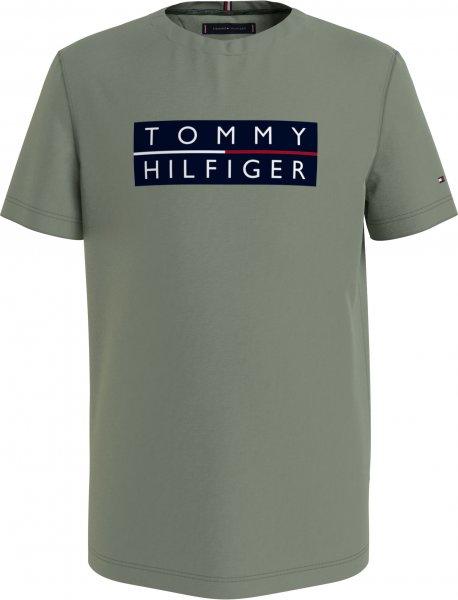 TOMMY HILFIGER Jungen Bio-Baumwoll Shirt 10617365